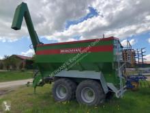 Remolque agrícola remolque para trasbordo Bergmann GTW 25