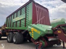 Monokok gövdeli damper tarım Strautmann Giga Vitesse III Duo