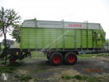 Lantbrukssläp skopa med häck Claas Quantum 5700 S