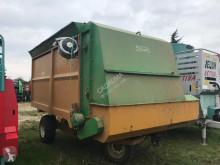 مقطورة زراعية مقطورة موزعة مستعمل