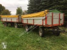 Laadbak landbouw Krone DK 22-8 !!Aluminiumaufbau!!