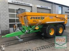 Reboque agrícola Joskin 22/50 Trans KTP reboque plataforma usado