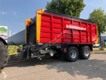 remolque agrícola Schuitemaker RAPIDE 6600 S
