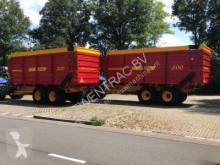 Remolque agrícola Remolque autocargador Schuitemaker SIWA 200 SW