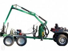 Rimorchio forestale MD Landmaschinen