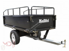 Benne à ridelles MD Landmaschinen Kellfri Gartenanhänger mit Deichsel