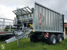 remolque agrícola Fliegl ASW 261 C FOX 35m³ 2,30m Lenkachse