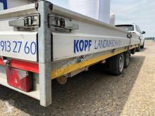 Remolque agrícola nc Azure H-2 3,5 Tonnen Volquete agrícola usado