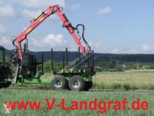 remolque agrícola Remolque forestal Pronar