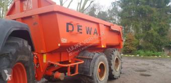 reboque agrícola Fendt Dewa TP2300 Beco VGM Krampe Dezeure