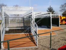 Remolque agrícola remolque ganadero Veewagens 6 tot 17 koeien