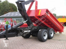 remolque agrícola Cargo Compact haaksysteem neuf