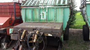 Hagedoorn opraapwagen used Self loading wagon