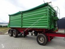 Anhänger Wechselbrücke, 29600 kg, 40 km/h rimorchio ribaltabile con cassone fisso usato