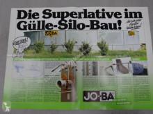 Remorque agricole nc gebr. Güllesilo Güllebehälter, 700 m³, feuerverzinkt occasion