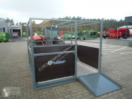 Állatszállító pótkocsi Viehtransportplattform, TTP, NEU, nach Wunsch gebaut