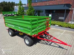 Remolque agrícola volquete con cortina Pronar Zweiachsdreiseitenkipper PT 606, 8,9 to, Palettenbreite, NEU