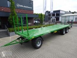 Remolque agrícola Plataforma forrajera 24 to Gesamtgewicht, NEU auch mit hydr. Ladungssicherung