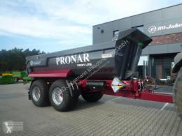 Lastvagn bygg-anläggning Pronar Schwerlast Bau Muldenkipper T 701 HP, Halfpipe Hardox Mulde, 22 to, NEU, auch Vermietung!