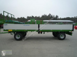 Flatbed trailer/blokvogn Pronar Plattformwagen TO 22, mit Bordwände