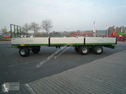 Flatbed trailer/blokvogn Pronar Plattformwagen TO 23, NEU, Bordwände