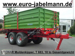 Pronar sideboard tipper Tandem Dreiseitenkipper, NEU, 8 - 18 to