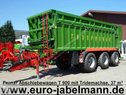 Push-off trailer NEU, 2 + 3 Achsen, 23 to + 33 to GG