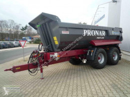 Pronar ab Lager: Bau- Muldenkipper, NEU, 16 + 24 to, Tandem, super Stabil. new sideboard tipper