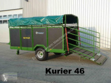 Bétaillère Kurier 46/1 für 10 GV, Kurier 46/2 für 12 GV hydr. absenkbar