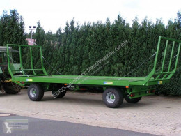 Plateau fourrager Pronar 2-achs Ballentransportwagen, TO 25 M; 12,0 to