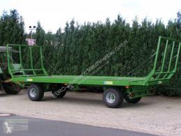 Reboque agrícola Pronar 2-achs Ballentransportwagen, TO 22 M; 10,0 to, NEU Estrado forrageiro novo