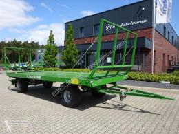 Remolque agrícola Pronar 3-achs Ballentransportwagen, TO 26 M; 18,0 to, NEU Plataforma forrajera nuevo