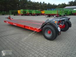 Unia hydr. absenkbarer Transportplattformwagen, NEU new equipment flatbed