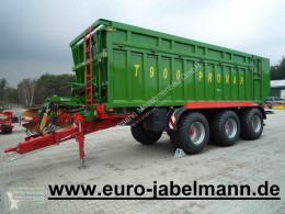 Remorque à fond poussant Pronar Abschiebewagen T 900, 3 Achsen, NEU