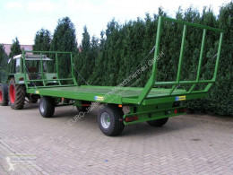 Pronar Fodder flatbed 2-achs Ballentransportwagen, TO 25; 12,0 to,