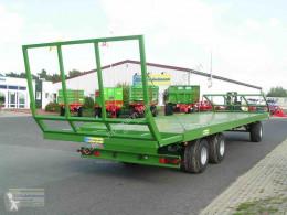Remolque agrícola Pronar 3-achs Ballentransportwagen, TO 23; 15,0 to, NEU Plataforma forrajera nuevo
