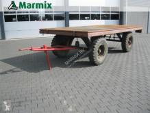Селскостопанско ремарке nc платформа за превоз на техника втора употреба