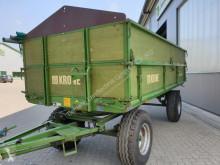reboque agrícola Basculante agrícola usado