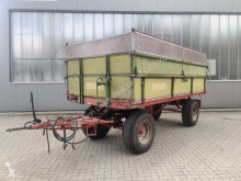 Krone DK 210/8 used Self loading wagon