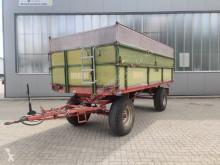 Remolque agrícola Krone DK210/8 Volquete agrícola usado
