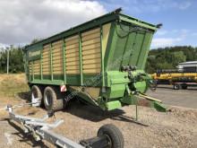 Remolque agrícola Krone TX 460 D volquete monocasco agrícola usado