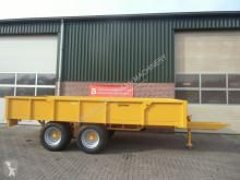 Mezőgazdasági pótkocsi Agomac tandenmas bakkenwagen új