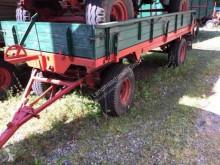 Remolque agrícola nc Bruns STREUER usado