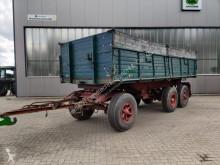 Remolque agrícola ELYERT DRUCKLUFT DREISEITENKIPPER Remolque autocargador usado