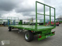 Remolque agrícola Pronar Ballentransportwagen TO 27 M, 18 t. NEU Plataforma forrajera nuevo