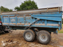Remolque agrícola volquete monocasco Duchesne BB 12 M
