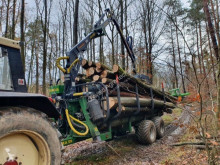Forestry trailer CT 6,3-9