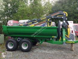 Forestry trailer CT 6,3-9 4WD