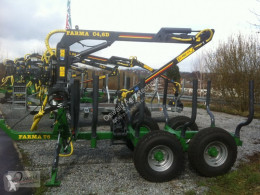 Rimorchio forestale CT6-4,6