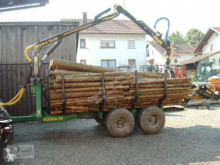 9to used Forestry trailer